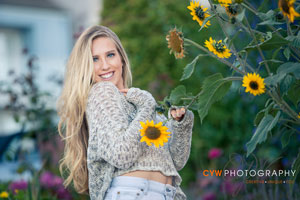 bay area contemporary senior portraits