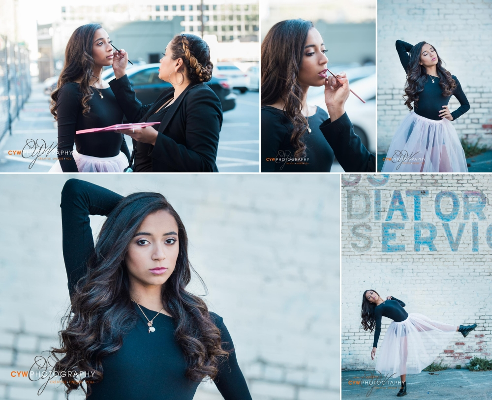 Palo Alto Castellja School Senior Portraits CYW Photography 4